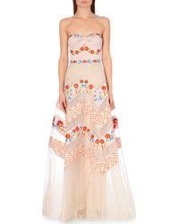 Temperley London Valencia Silk Blend Gown - Lyst