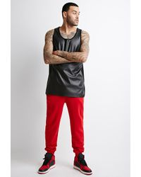 21men Classic French Terry Sweatpants - Lyst