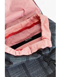Herschel Supply Co. - Retreat Plaid Rubber Strap Backpack - Lyst