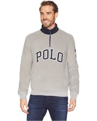 10c3ae947 Lyst - Polo Ralph Lauren Cable Cotton-cashmere Vest in Natural for Men
