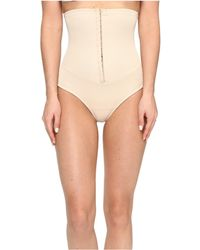 Miraclesuit - Inches Off Hook & Eye Waist Cinching Thong - Lyst