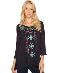 Roper - 1007 Cotton Rayon Lawn Tunic - Lyst