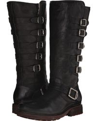 Frye - Valerie Belted Tall - Lyst