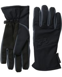 Under Armour - Ua Softshell Glove - Lyst