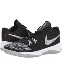 cad34a65c04a Lyst - Nike Zoom Evidence Ii (black metallic Gold cool Grey) Men s ...