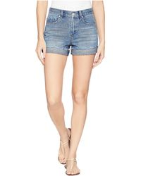 Blank NYC - High-rise Shorts In Guilty Party - Lyst