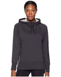 033ed50d Nike - Dry Graphic Just Do It Pullover Hoodie (black Heather/black)  Sweatshirt