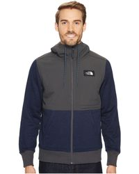 The North Face - Tech Sherpa Hoodie - Lyst