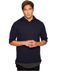 Publish - Kaiden Hooded Short Sleeve Shirt - Lyst