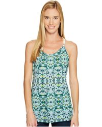 Woolrich - Bell Canyon Printed Tank Top - Lyst