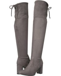 17a5a50c26b Marc Fisher - Lencon Over The Knee Boot - Lyst