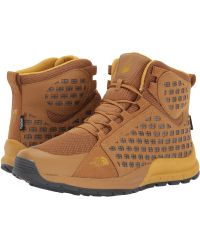 The North Face - Mountain Sneaker Mid Wp - Lyst