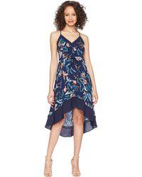 Adelyn Rae - Gianina Hi-low Dress - Lyst