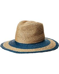 54da13611f059 Brixton Bridger Hat in Natural - Lyst