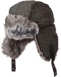 Lyst - KTZ New York Jets Moose Trapper Knit Hat in Green for Men 9e007d82c9d0