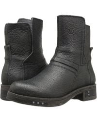 Caterpillar | Pixley Round Toe Leather Boot | Lyst