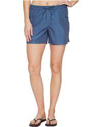 Mountain Khakis - Hailey Short Classic Fit - Lyst