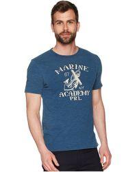 Polo Ralph Lauren - 20s/1 Uneven Jersey Short Sleeve T-shirt - Lyst