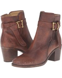 Frye - Malorie Knotted Short - Lyst