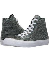 6c7ae473bf6d Converse - Chuck Taylor® All Star® X Nike Flyknit Hi - Lyst
