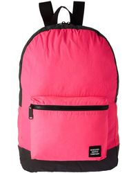 91a7f745e312 Lyst - Herschel Supply Co. Packable Daypack in Pink - Save 36%