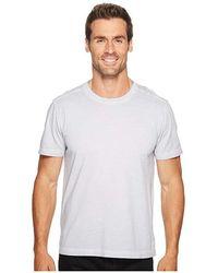 Agave - Shawn Short Sleeve Crew Antique Wash (high-rise) T Shirt - Lyst