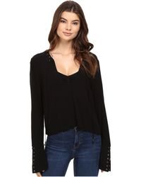 Free People - Jump To The Beat Top - Lyst