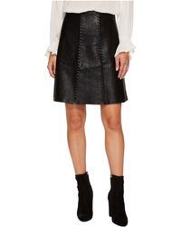Bishop + Young - Cover Stitch Skirt - Lyst