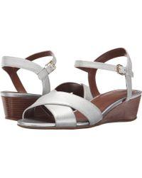 2078f49c697 Lyst - MIA Elsie Gladiator Sandal in Metallic