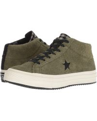 dd9e0692831a Converse - One Star - Counter Climate Mid - Lyst
