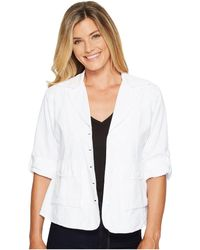 Scully - Cantina Cameron Peruvian Cotton Jacket - Lyst