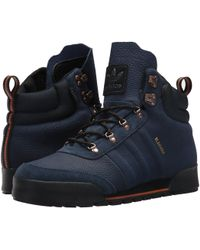 Lyst - adidas Originals Jake 2.0 Nubuck Hiking Boots for Men a290b233d