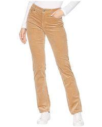 Lauren by Ralph Lauren - Premier Straight Corduroy Jeans (classic Camel) Casual Pants - Lyst