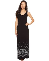 b54c5d2c9828e Lyst - Bcbgmaxazria Alana One-shoulder Silk Dress in Pink