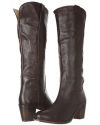 Frye - Jackie Tall Riding - Lyst