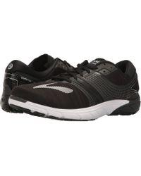 90d7baabcfe Lyst - Brooks Purecadence 6 Running Shoe in Black for Men