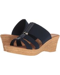 Italian Shoemakers - Maylee (natural) Women's Shoes - Lyst