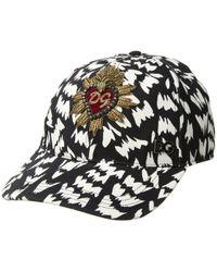 e146c08cdd4a1 Lyst - Dolce   Gabbana King Beanie in Black for Men