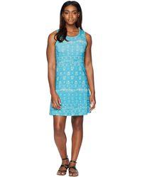 c01e941c314 Lyst - Aventura Clothing Ashby Maxi Dress in Blue