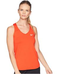 Nike - Court Team Pure Tennis Tank Top - Lyst