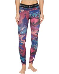 Spyder - Slash Tights - Lyst