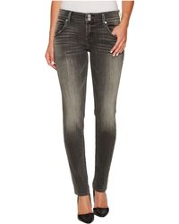 Hudson Jeans - Collin Mid-rise Skinny In Spectrum - Lyst