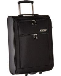 "EPIC Travelgear - Milligram 22"" Trolley - Lyst"