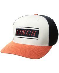 43c3b571b78 Cinch - Mid-profile Flexfit Hat - Lyst