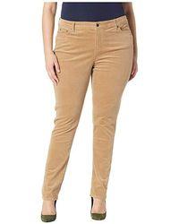 Lauren by Ralph Lauren - Plus Size Premier Straight Corduroy Jeans (classic Camel) Jeans - Lyst