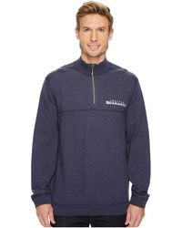 Tommy Bahama - Reversible Nfl Flip Drive 1/2 Zip Pullover - Lyst