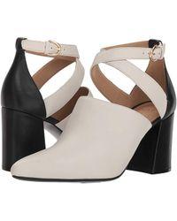 87a1374f4e Carvela Kurt Geiger Alabaster Embellished Court Shoes in Black - Lyst