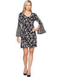 Karen Kane - Contrast Print Taylor Dress - Lyst