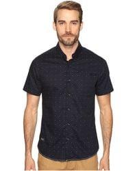 7 Diamonds - Empire Short Sleeve Shirt - Lyst