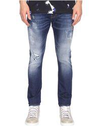 Vivienne Westwood - Anglomania Lee Don Karnage Jeans In Blue Denim - Lyst